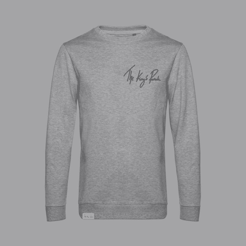 Signature sweatshirt grey